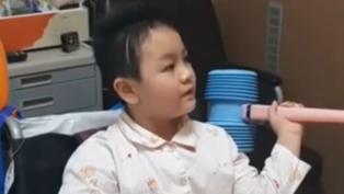 普悠瑪事故年紀最小傷患  醫院歡度7歲生日