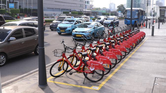 Pemerintah Dorong Industri Sepeda, Komponen Harus Diproduksi Lokal
