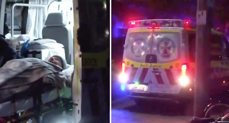 Man hurt during suspected shark attack in Sydney's north