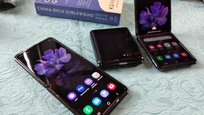 Daftar Harga Ponsel Sultan Samsung, Ada Galaxy Z Fold 2