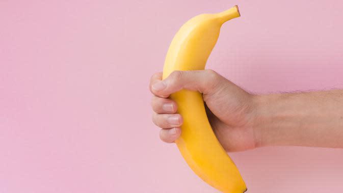 Ilustrasi penis (iStockphoto)