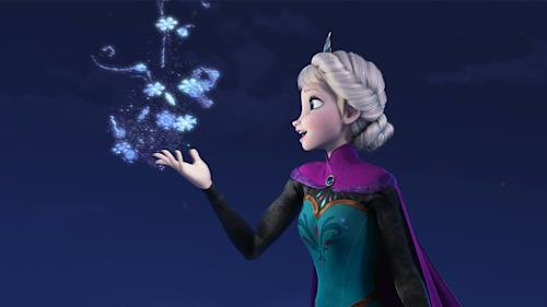 Music Sales: 'Frozen' Soundtrack Ices Competition