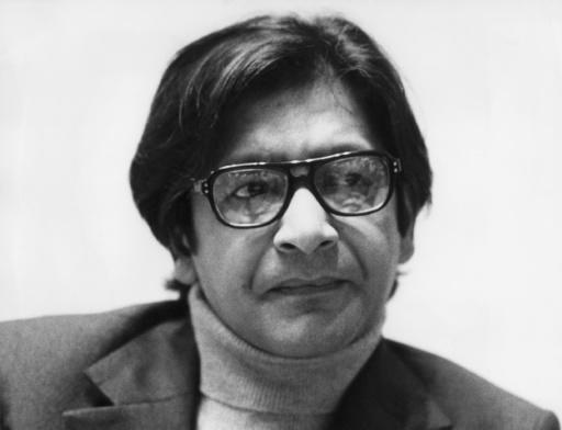 "Nobel prize-winning British author V.S. Naipaul wrote more than 30 books, and was one of the first winners of the Booker Prize in 1971 for ""In A Free State"""