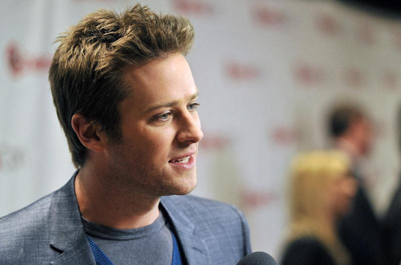 Armie Hammer Is the Other 'Man From U.N.C.L.E.'