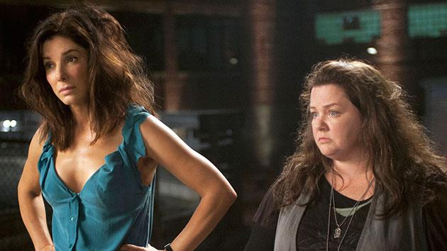 How Sandra Bullock 'Lulled' Melissa McCarthy Into 'The Heat'