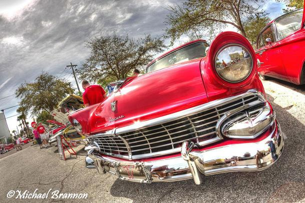 Ford Fairlane paints the town red: Flickr photo of the day