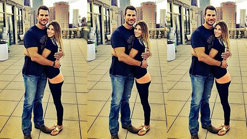 'Bachelor' Brad Womack and AshLee Frazier Dating