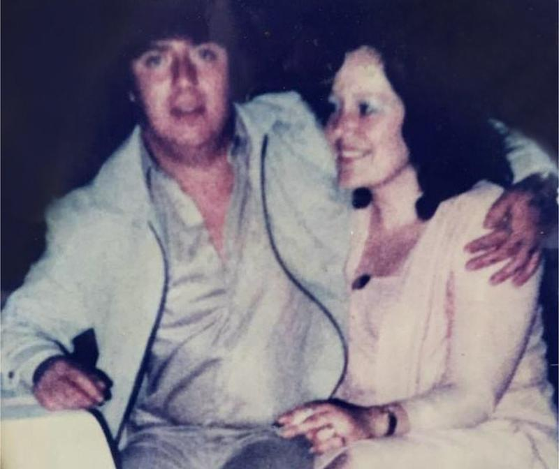 Michael and Mary Blessington