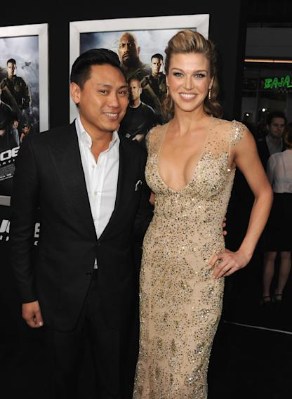 "Premiere Of Paramount Pictures' ""G.I. Joe: Retaliation"" - Red Carpet"