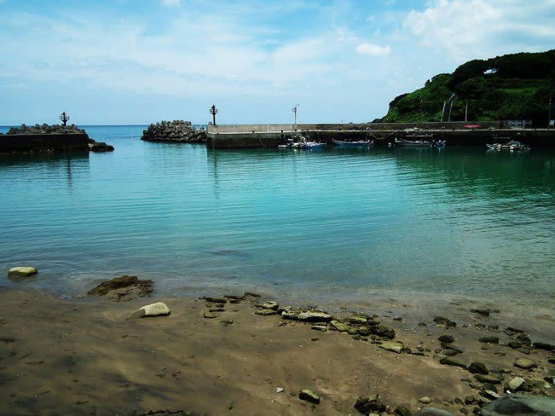 麟山鼻漁港