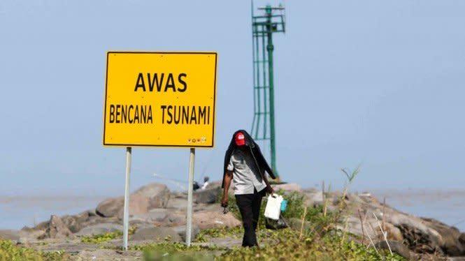 Tsunami Sudah Beberapa Kali Terjang Selatan Jawa, Ini Data BMKG