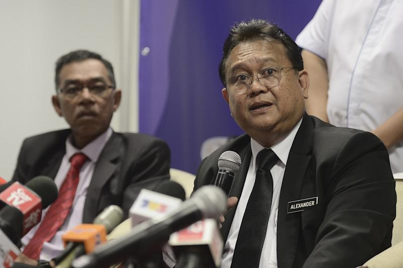 Datuk Alexander Nanta Linggi says the four component parties of GPS have already started making preparation for the state polls. — Bernama pic
