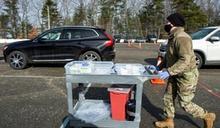美國五角大廈:約1/3美軍拒絕接種COVID-19疫苗