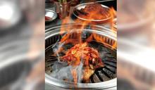 燒肉超有哏5/新村站著吃烤肉 還原韓式滋味