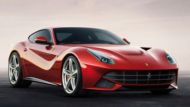 Ferrari F12 Berlinetta: Faster to 60 mph than you can read this headline