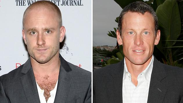 Ben Foster and Stephen Frears Team Up For Lance Armstrong Biopic