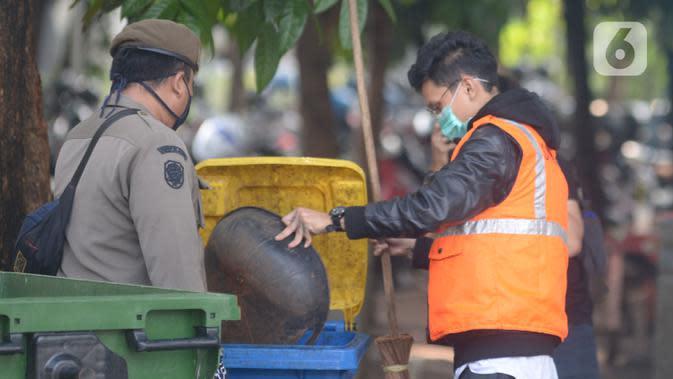 Polisi Catat 15 Kasus Penahanan Pelanggar Protokol Covid-19