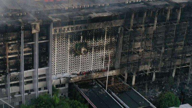 Ungkap Kebakaran, Kejaksaan Agung Pertanyakan Top Cleaner Masih Dijual