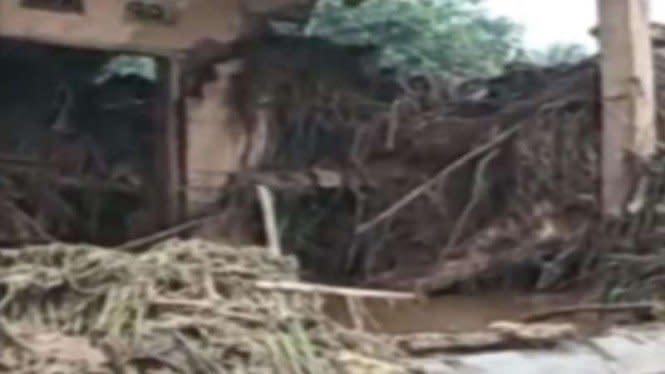 Banjir Bandang di Sukabumi, 391 KK Kehilangan Rumah, 3 Warga Hilang