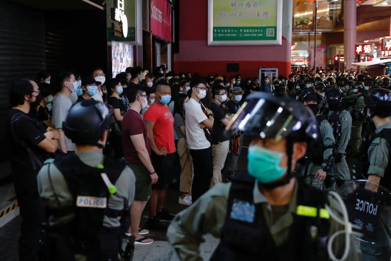 G7 foreign ministers urge China not impose security law on Hong Kong