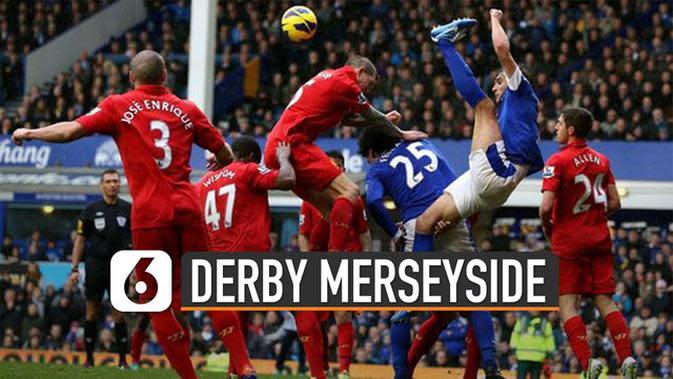 VIDEO: Derby Merseyside Digelar Tanpa Penonton