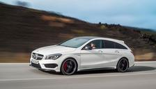 2016 M-Benz CLA Shooting Brake