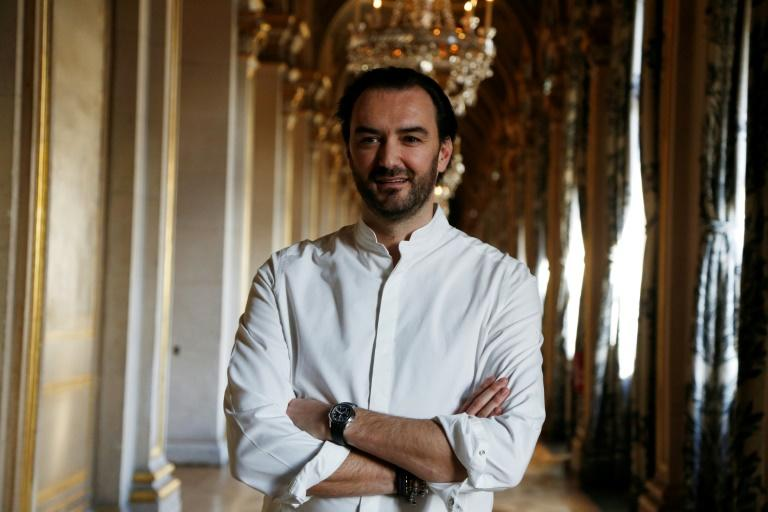 The coronavirus crisis has enabled chefs 'to play a different tune in the kitchen', Cyril Lignac tells AFP