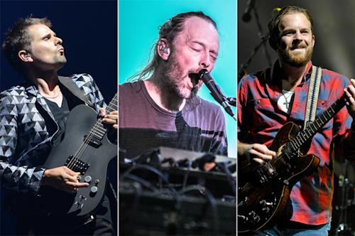 Austin City Limits Lineup 2013: Atoms for Peace, Kings of Leon, Muse