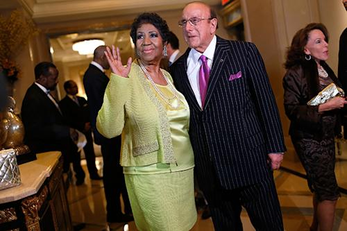 Up All Night With Aretha Franklin