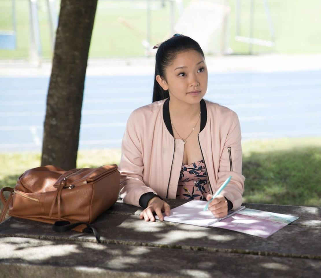 """<p>Based on a popular YA series by Jenny Han, this Netflix hit gave the absolute joy that is Lana Condor her first starring role, all while launching Noah Centineo into Internet Boyfriend status. It's a touching coming-of-age rom-com you can watch (and enjoy) over and over again. </p><p><a class=""""body-btn-link"""" href=""""https://www.netflix.com/title/80203147"""" target=""""_blank"""">STREAM NOW</a></p>"""