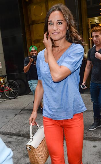 Pippa in NYC