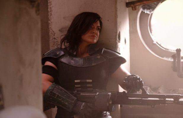 Gina Carano Says She 'Passed Out' Twice While Filming 'The Mandalorian' Action Scene