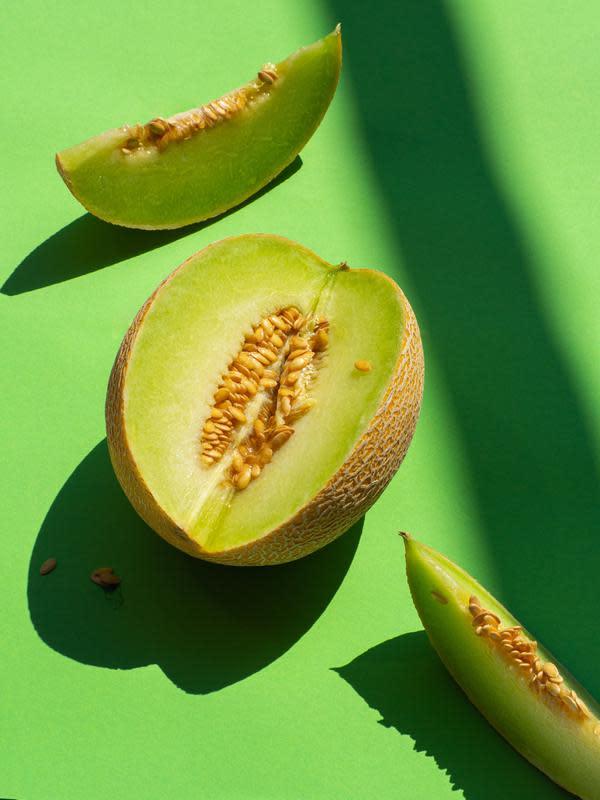 Ilustrasi melon (dok Unsplash/Ossid Duha Jussas Salma)
