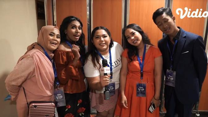 Lihat Keseruan Pemenang 10 Tiket VIP HUT Indosiar