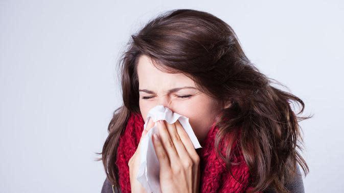 Virus corona ada yang menyebabkan pilek.