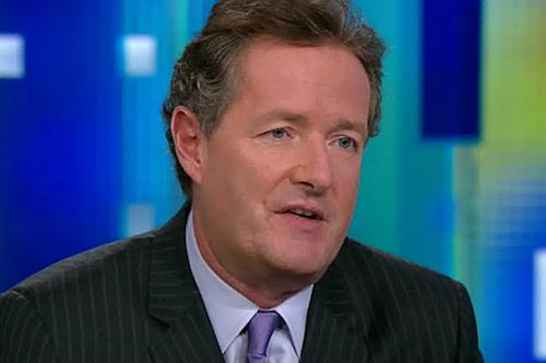 Piers Morgan CNN Show To End Its Run