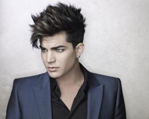 """Adam Lambert Discusses Gay Rights Anthem """"Outlaws Of Love"""""""