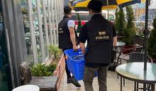 警大埔搗破無牌酒吧 拘負責人檢164支啤酒