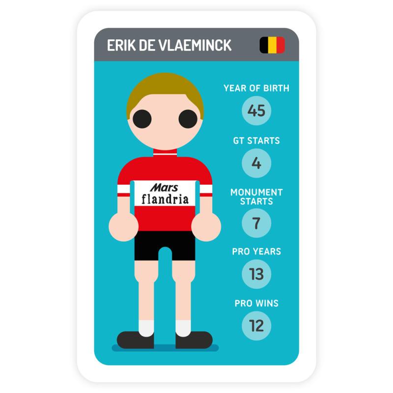 Roger De Vlaeminck Dream Team