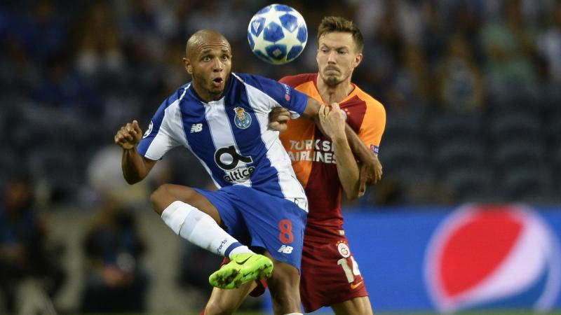 Yacine Brahimi Martin Linnes Porto Galatasaray UCL