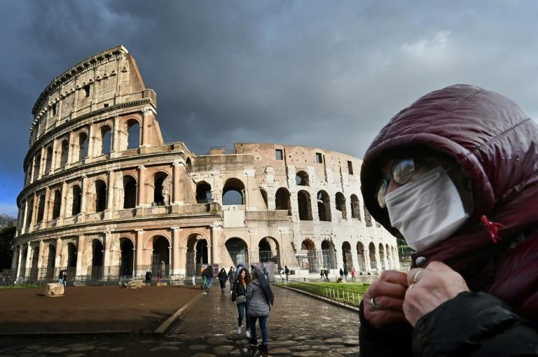 In Europe's hardest-hit country, Italy, officials are trying to close off a vast area including the cities of Milan and Venice