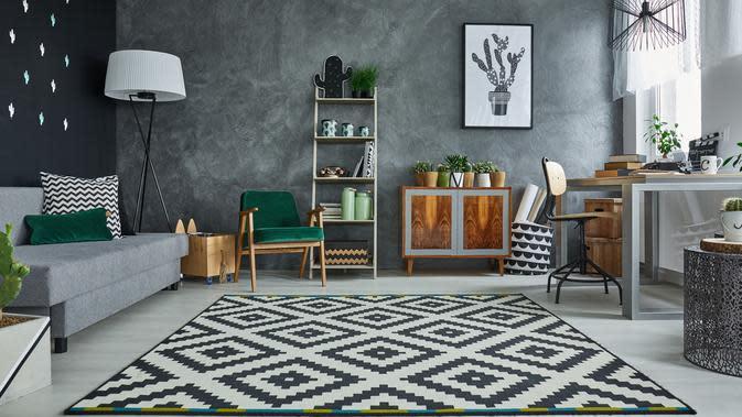 Ilustrasi karpet (iStockphoto)
