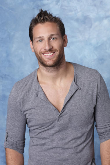 """The Bachelorette"" Season 9 - Juan Pablo"