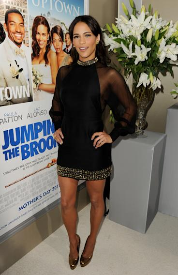 """Premiere of TriStar Pictures' """"Jumping The Broom"""" - Red Carpet"""