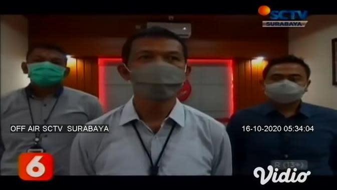 VIDEO: Pelumur Kotoran kepada Petugas Medis COVID-19 Jadi Tersangka