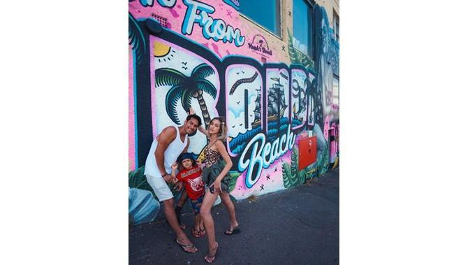 Jessica Iskandar dan Richard Kyle (sumber: Instagram/@richo_kyle)