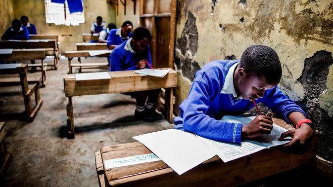 Sekolah Kenya (Luis TATO / AFP)