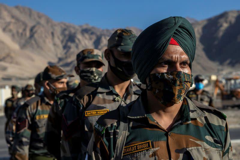 Indian, China troops exchanged gunshots twice last week as tensions rose