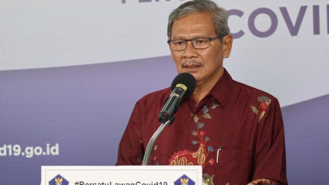 Sebaran Kasus Positif Corona: Jawa Timur 11.508, DKI Jakarta 11.114