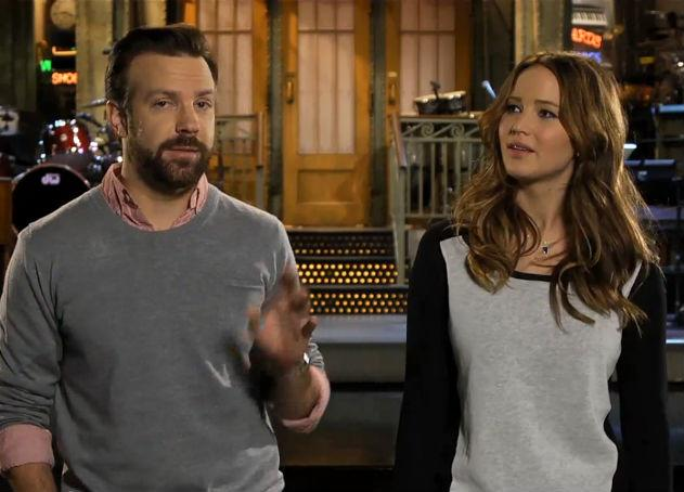 Oscar Campaign Playbook? Jennifer Lawrence Shows Off Comedic Chops In 'SNL' Promos